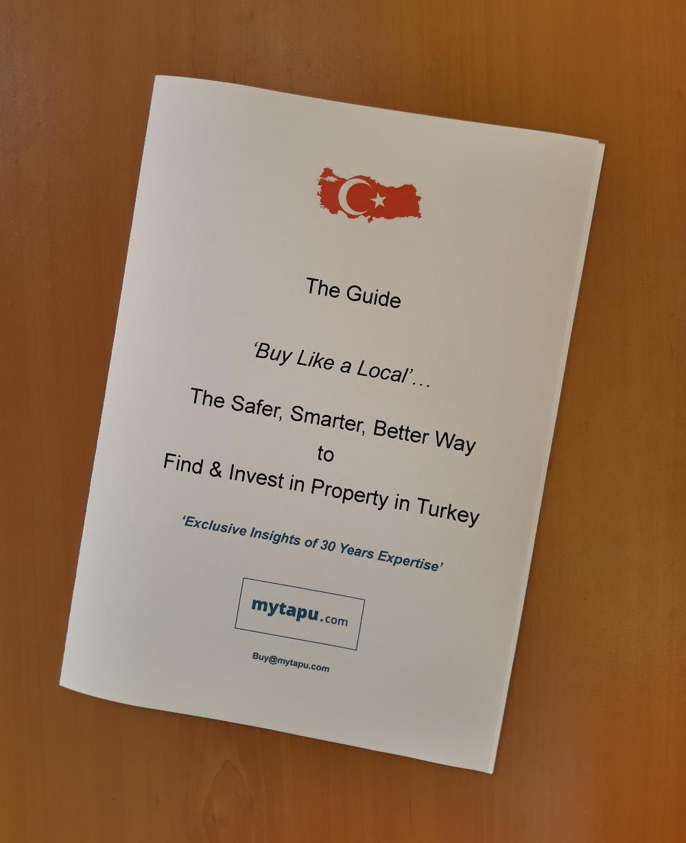 The Guide to Buying Property in Turkey May 25 2020 mytapu