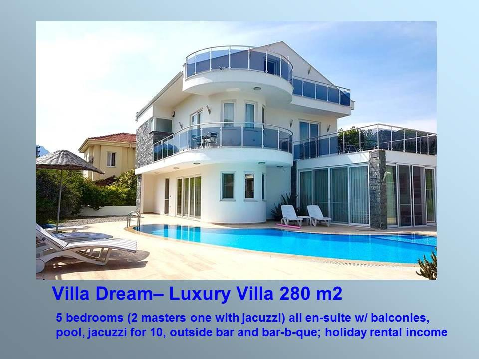 Luxury Property for Sale, Turkey, Dalyan