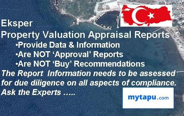 An Eksper appraisal valuation property report ensures only that these issues are identified and made known to the buyer. What the buyer chooses to do with that information is entirely their responsibility. Independent professional advice is essential….