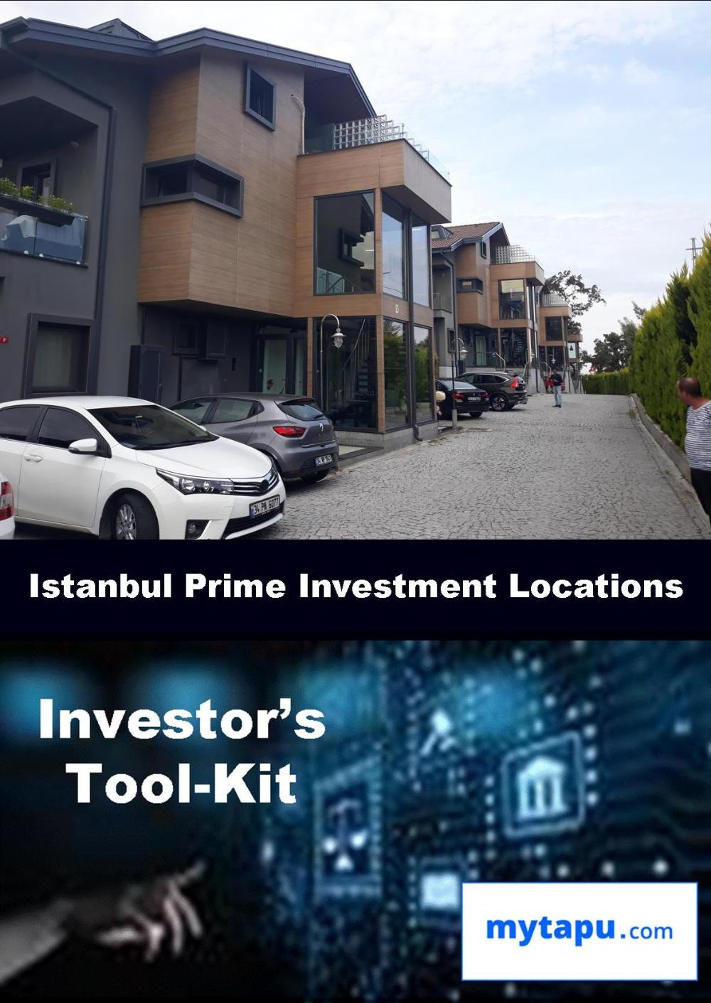 Exclusive Luxury Property for Investment in Prime istanbul Residential Locations
