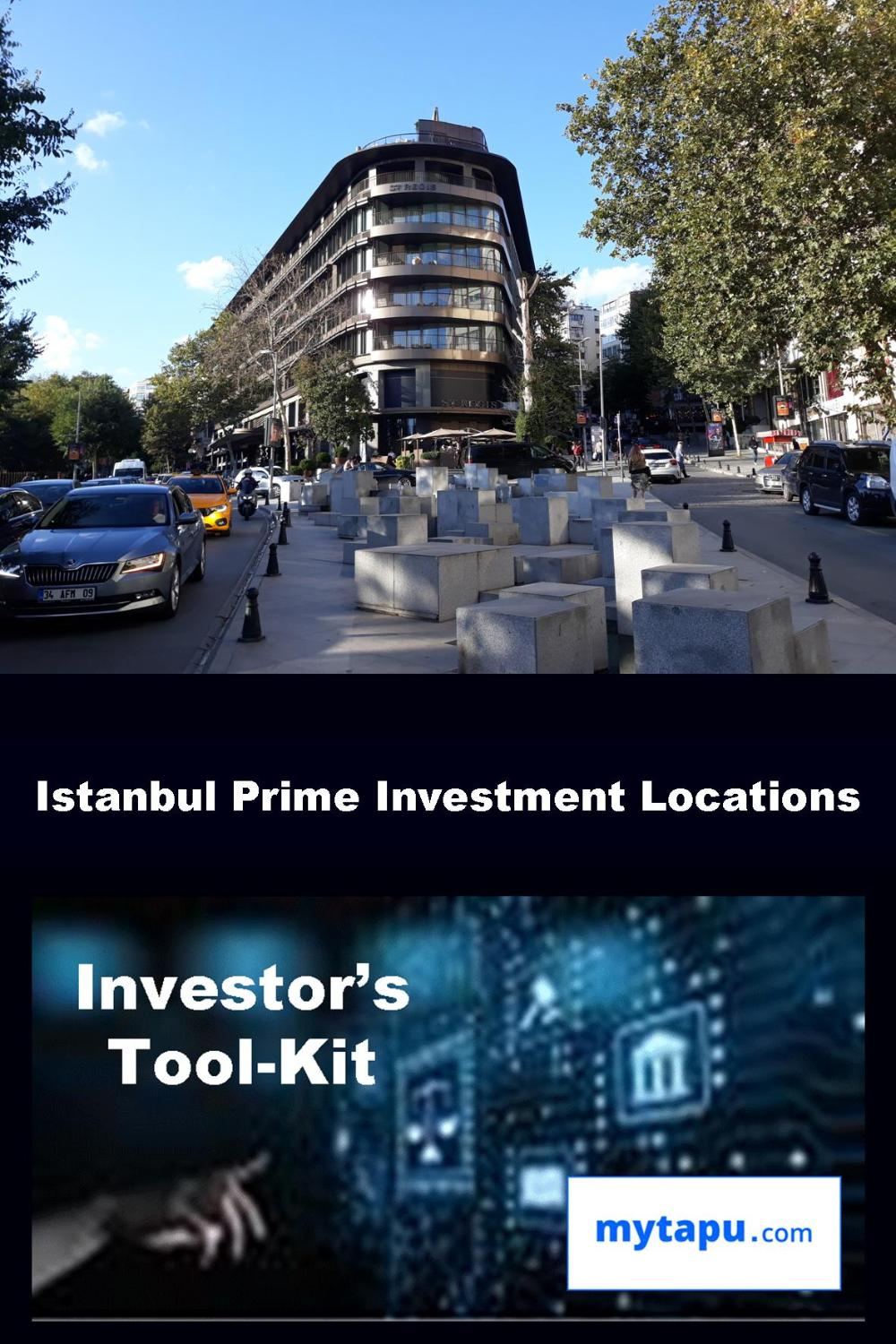 Exclusive Luxury Property for Investment in Prime Central Istanbul Locations
