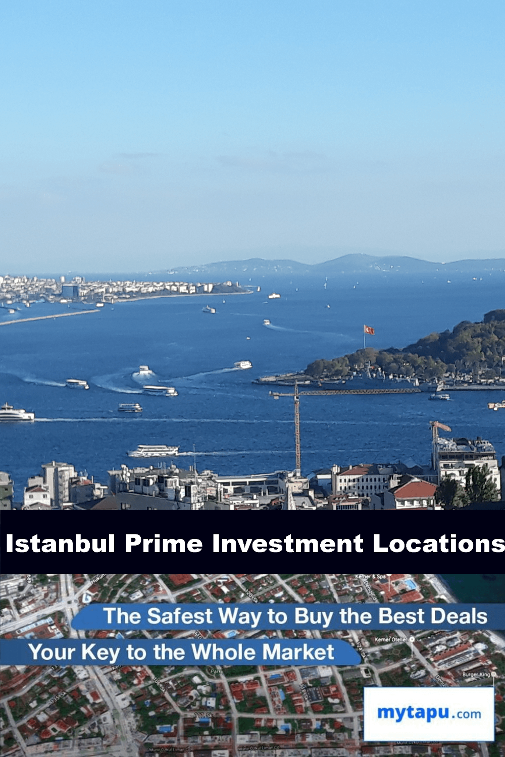 Property for Investment in Prime Central Istanbul Locations