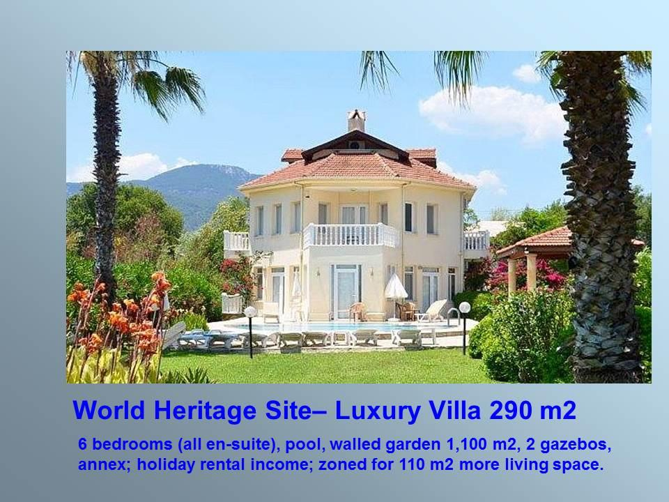 Luxury Property for Sale- Dalyan, Turkey
