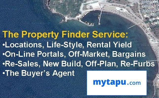 Finding Property: Search, Selection, Appraisal & Valuation; Istanbul & Turkey