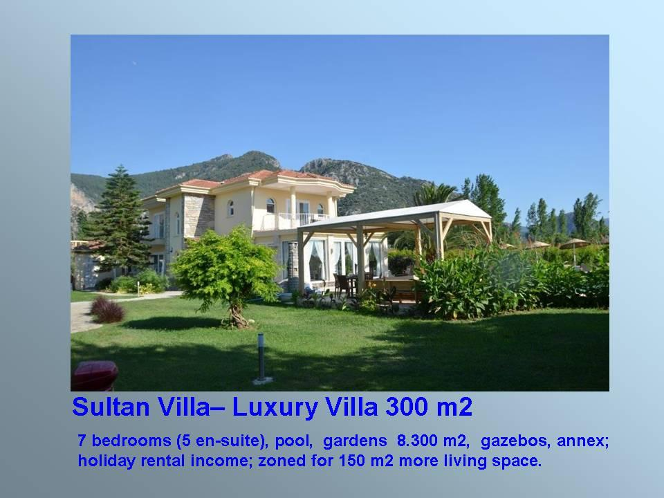 Luxury Villa Property for Sale Turkey