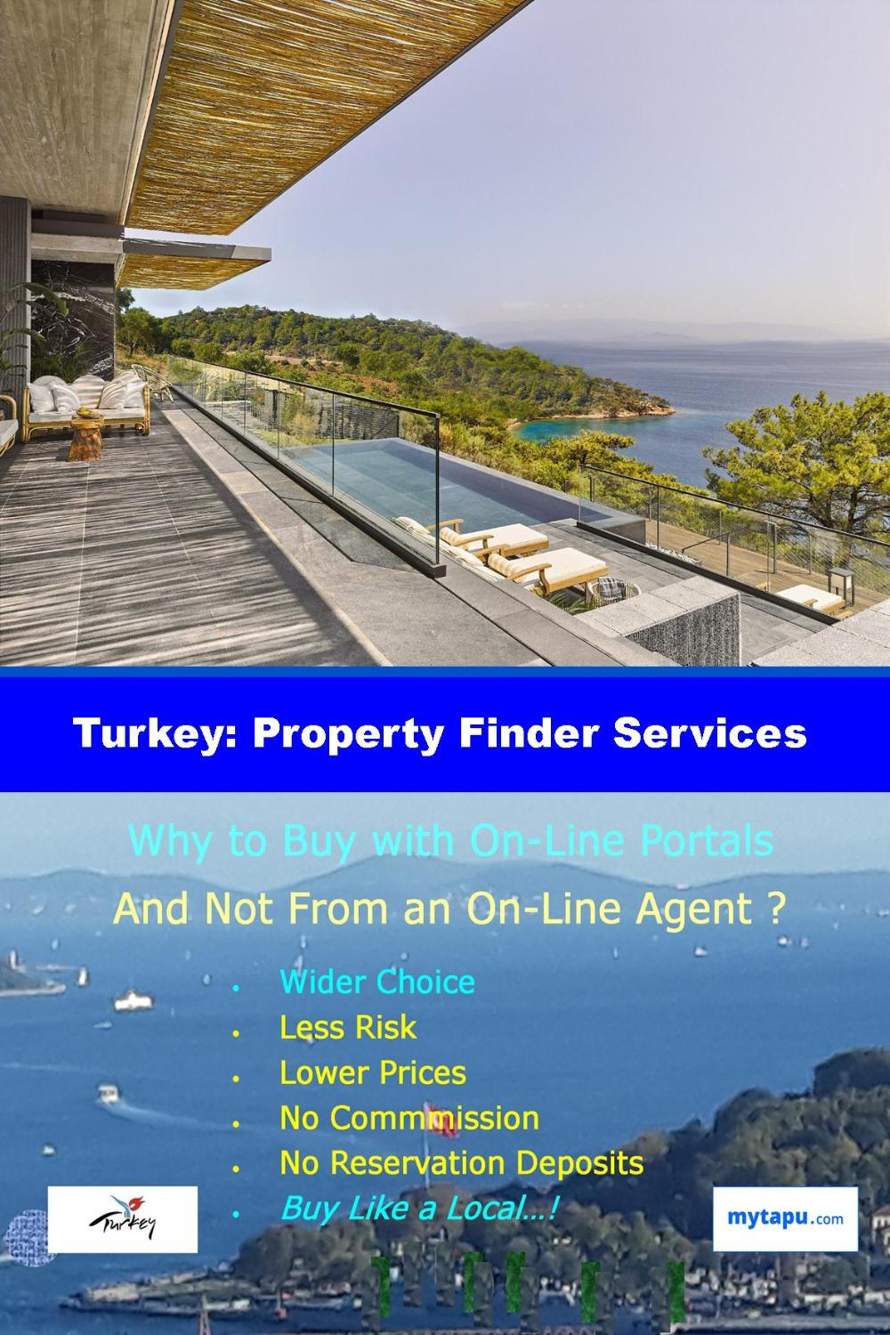 Exclusive Luxury Property for Investment in Turkey's Prime Coastal  Locations