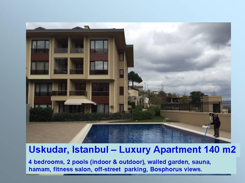 Luxury apartment for Sale- Istanbul, Turkey